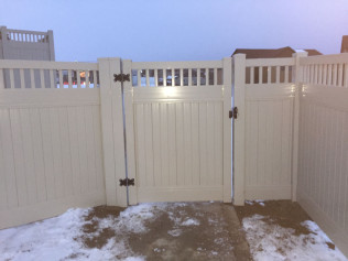 Vinyl Fence Installtion Billings MT