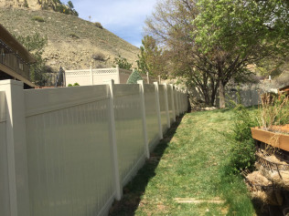 Vinyl Fence Repair Billings, MT
