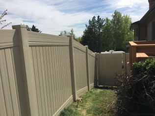 Wooden Fence Repair Billings, MT