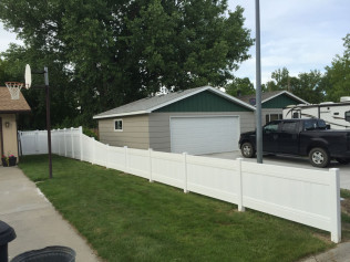 Vinyl Fence Installation Billings, MT