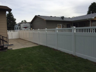 Wooden Fence Installation Billings, MT