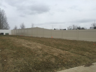 Large Fence Installation Billings, MT