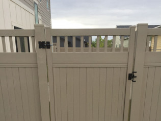Wood Fence Installation Billings, MT