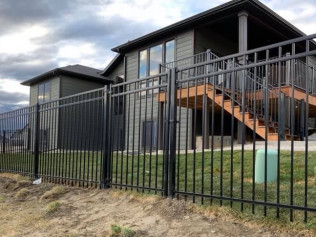 Metal Fence Installation Billings MT
