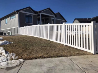 Aluminum Fence Installation Billings MT